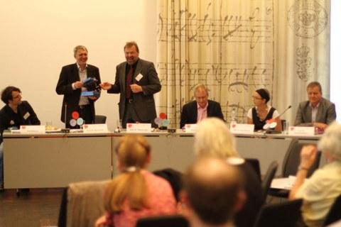 Sprecherkreis der GPJE 2012