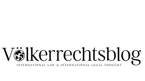 Logo Völkerrechtsblog