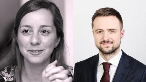 Bild Christine Andrä und Stefan Schmitt