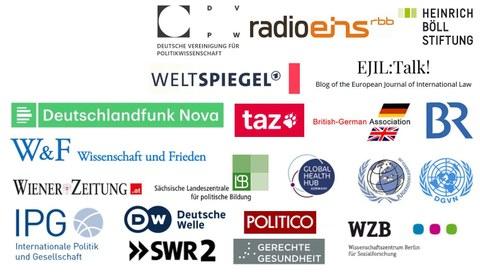 Logos der Medien