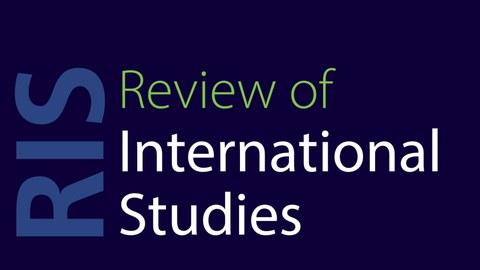 Review of International Studies