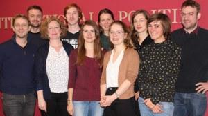 Teamfotos Professur für Internationale Politik