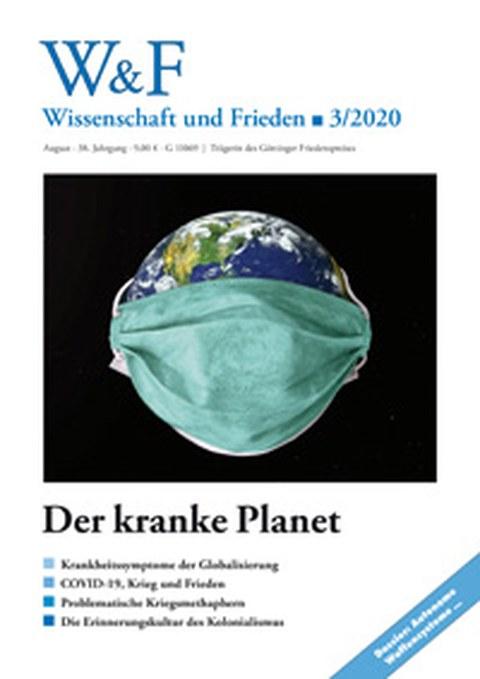 Wissenschaft & Frieden Cover Ausgabe 3/2020