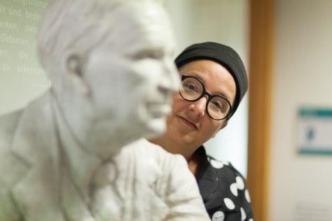 Anja Besand und John Dewey