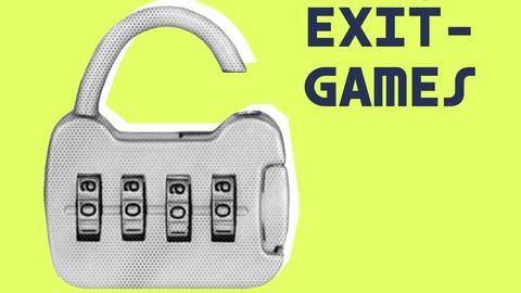 digitale Exit Games Zahlenschloss