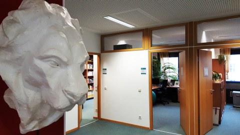 TU Gerberbau - Politische Systeme - Büros