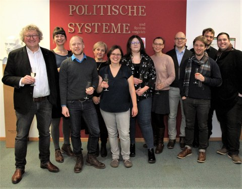 Professur Politische Systeme - Team