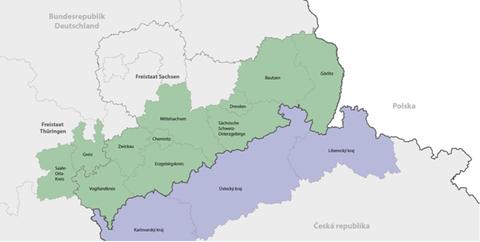 Fördergebiet Karte