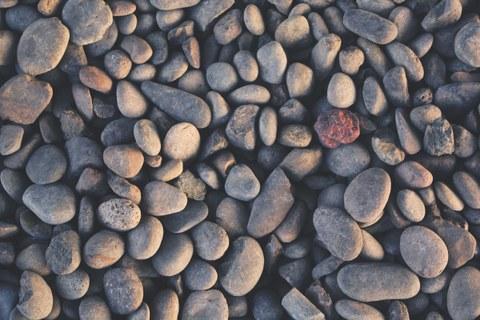 Steine Sammelsurium