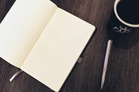 Notizbuch Kaffee 3