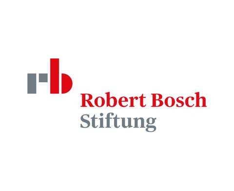 Logo Bosch Stiftung
