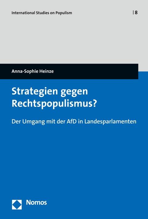 Heinze: Strategien gegen Rechtspopulismus