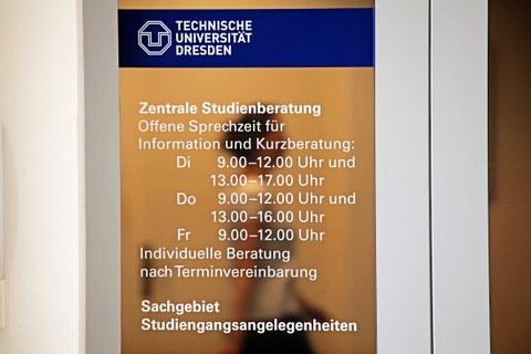 TU Zentrale Studienberatung