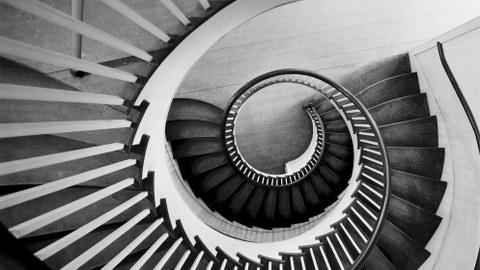 Treppenhaus Schnecke