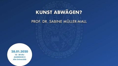 Kunst Abwägen Würzburg