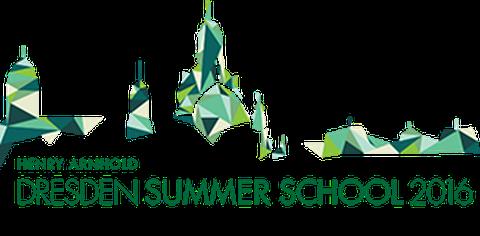 Henry Arnhold Dresden Summer School 2016
