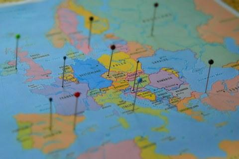 Europa mit Erasmus erfahren und bereisen