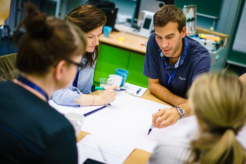 Keynotes und Workshops zur Sommerschule des Bereichs GSW
