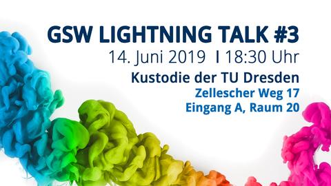 Lightning Talk 3