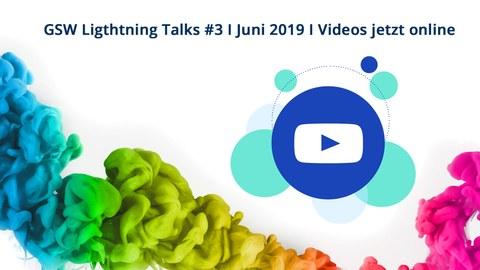 GSW Lightning Talk #3 online