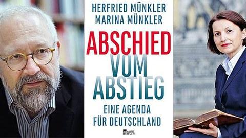 Abschied vom Abstieg – Herfried und Marina Münkler am 22. Januar in der SLUB
