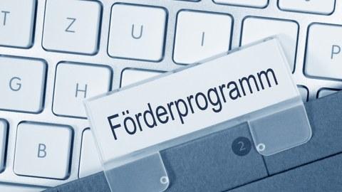 Förderprogramm Grafik