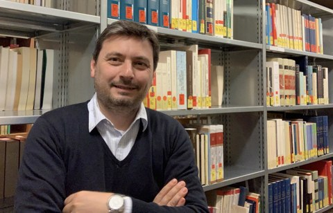 Portraitfoto Prof. Pierno