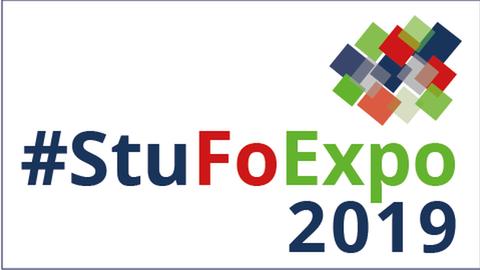 Logo der StuFoExpo 2019