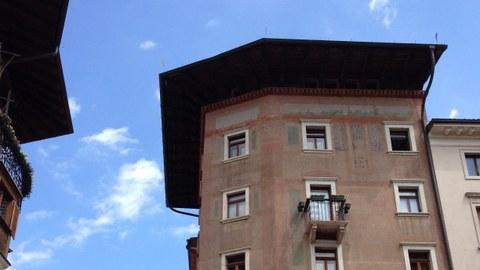 Gebäude in Trento