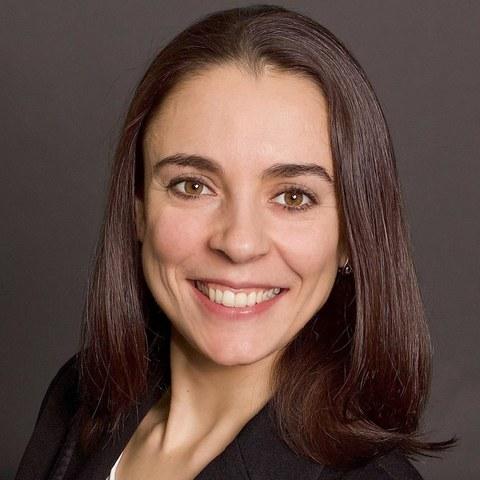 Portrait von Dr. Virginia Fabrizi