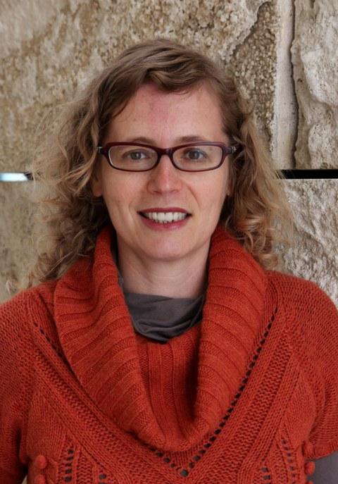 Prof. Elena Shtromberg - Fellow an der Professur für Bildwissenschaft im globalen KontextE