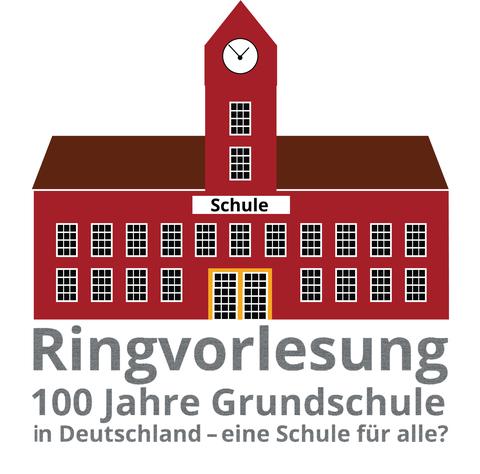 Ankündigung Ringvorlesung 100 Jahre Grundschule