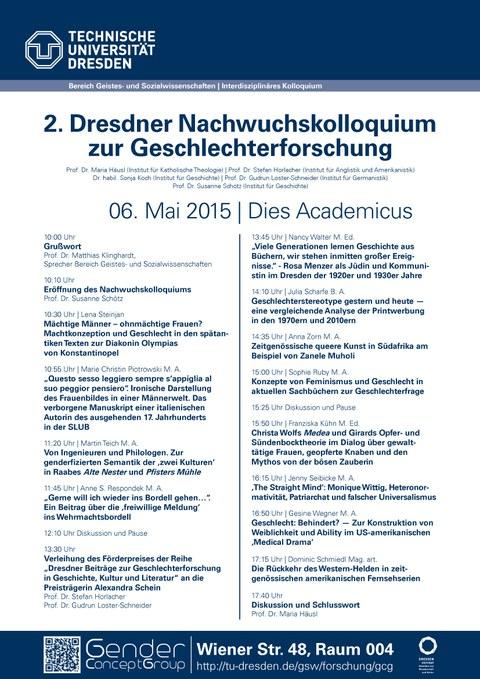 2. Dresdner Nachwuchkolloquium_Programm