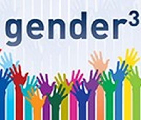 GenderHochDrei Logo