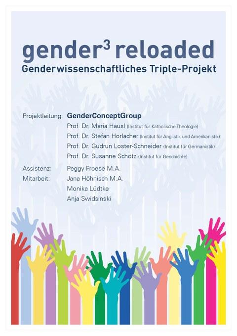GenderHochDrei relaoded_Dokumentationsmappe_WS 15-16_Deckblatt