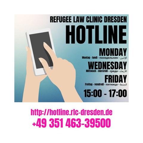 Beratung der RLC Dresden