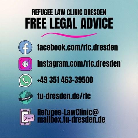 Kontakt der RLC Dresden