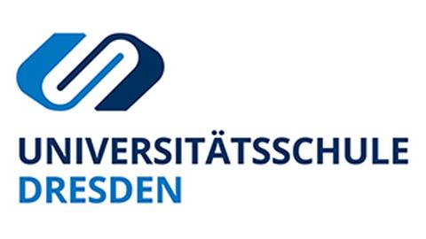 Logo der Universitätsschule der TU Dresden