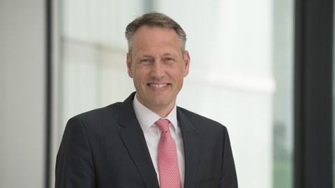 Ingo Smit, Vorstandsvorsitzender The Schaufler Foundation