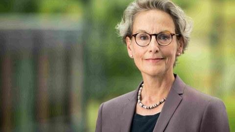 Prof. Ursula M. Staudinger, Rektorin