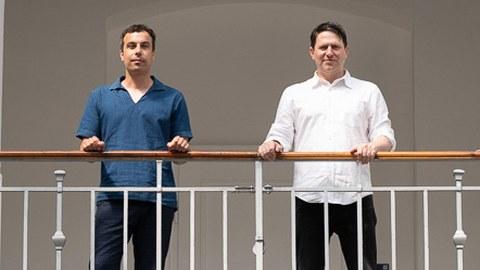 Anton Ginburg & Christian Kosmas Mayer