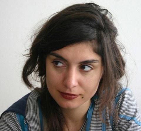 Portrait Rosa Barba