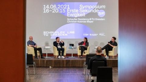 Symposium Erste Sekunde Ewigkeit 14. Juni 2021