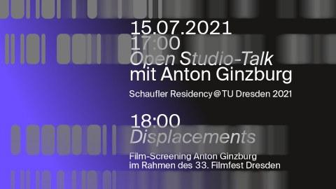 Anton Ginzburg Talk 2021