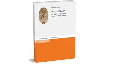 """Buchcover des Buches """"Streit und Kampf"""" von Bernhard Kaiser"""