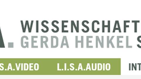 Logo der Gerda Henkel Stiftung
