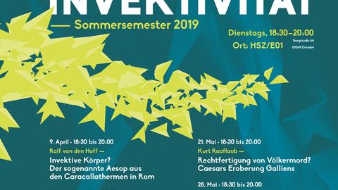 Dresdner Vorträge: Invektivität