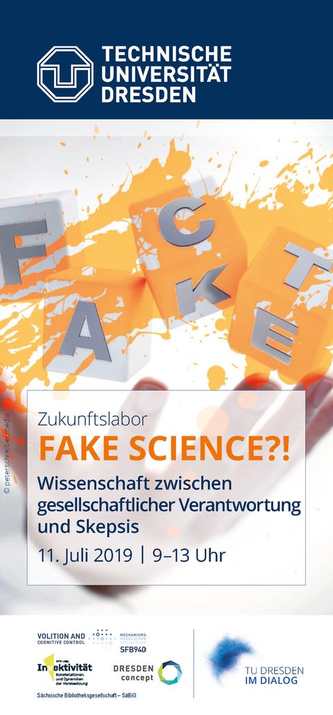 tu im dialog, fake science