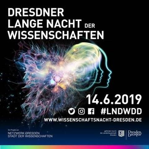 Lange Nacht der Wissenschaft 2019