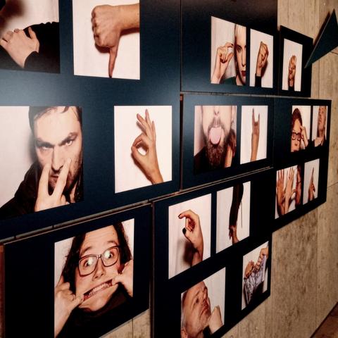 Fotos von der Ausstellung